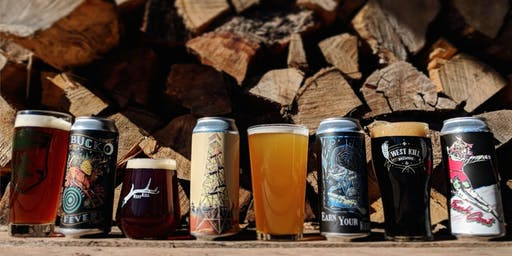 Beer & Bagel Brunch with West Kill Brewing and Kingston Bread Lab
