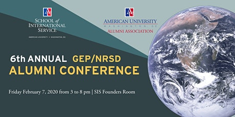 GEP/NRSD Alumni Conference tickets