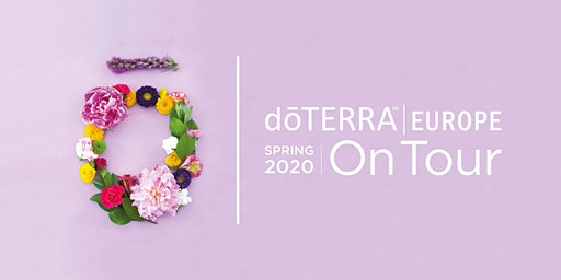 dōTERRA Spring Tour 2020 - Bratislava
