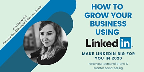 Business Club:Build Your Business with LinkedIn (Surrey) tickets