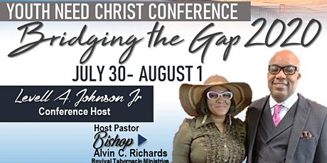 Youth Need Christ Conference - Bridging the Gap 2020 tickets