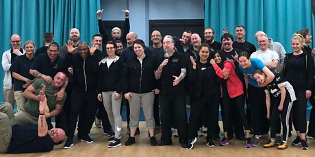 Beginners Krav Maga Self Defence & Fitness Program tickets