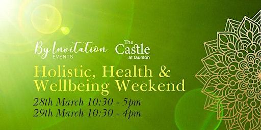 Holistic, Health & Wellbeing Weekend