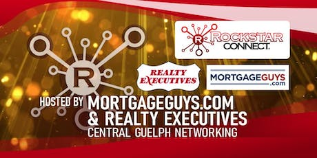 Free Central Guelph Rockstar Connect Networking Event (January, Guelph) tickets