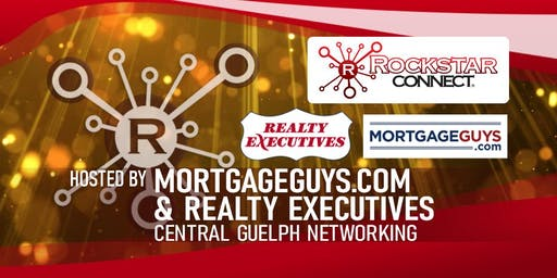 Free Central Guelph Rockstar Connect Networking Event (January, Guelph)