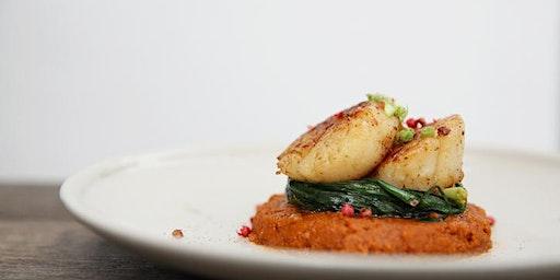 Kleine, exquisite Gerichte zum Genießen im Fischrestaurant Bodulo