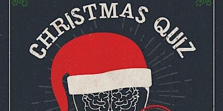 Christmas Pub Quiz  tickets