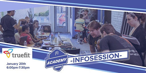 Academy PGH Developer Bootcamp - January Infosession