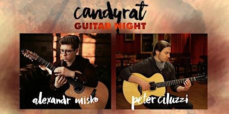 Candyrat Guitar Night Presents Alexandr Misko & Peter Ciluzzi tickets