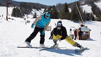 Ski & Snowboard Whitetail Mountain: Roundtrip Bus, Rentals + Lift Ticket