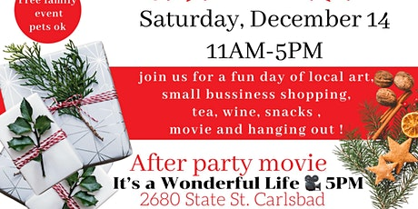 Shop, Sip, Mingle and Movie  tickets