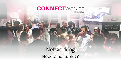 CONNECTWorking January 7th, 2020 - Networking tickets