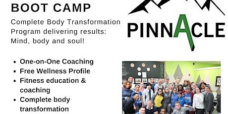 Pinnacle Boot Camp Series tickets