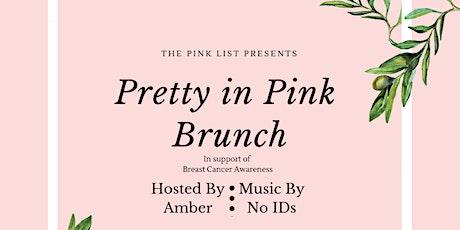 2020 Vendor Registration: Pretty In Pink Brunch  tickets