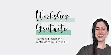 5 PASOS PARA CREAR CONTENIDO QUE VENDA Y DISFRUTARLO - Marketing Consciente entradas