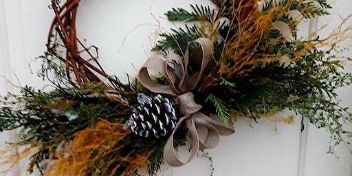 Winter Wreath Bar