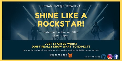 [FREE CAREER WORKSHOP] Shine Like A Rockstar: Let's Rock Your Career!