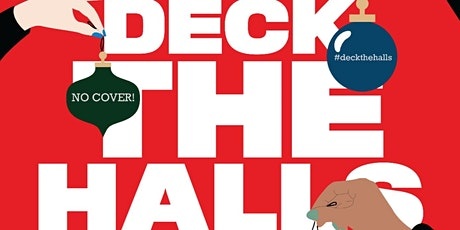 DECK THE HALLS Comedy Competition tickets