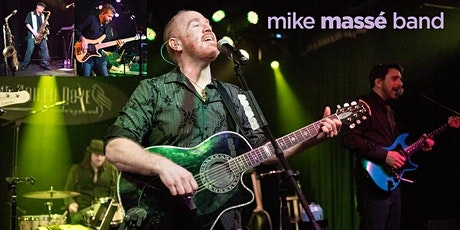 Mike Massé Band at Dickens Opera House, 2020 tickets