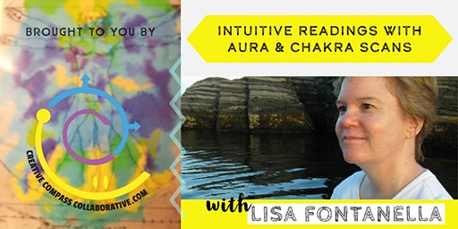 The color of you Aura & Chakra Scans with Lisa Fontanella