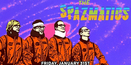The Spazmatics at Discovery Ventura tickets