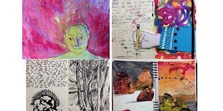 RHA Kids: Creating a Visual Journal with artist Liz Rackard (Ages 12 – 16) tickets