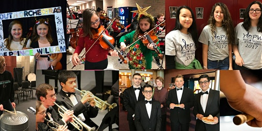 YOPW School's Out Symphony Holiday Concert