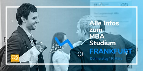 QS Connect MBA Frankfurt – MBA Event Tickets