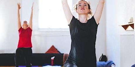 Yoga Taster tickets
