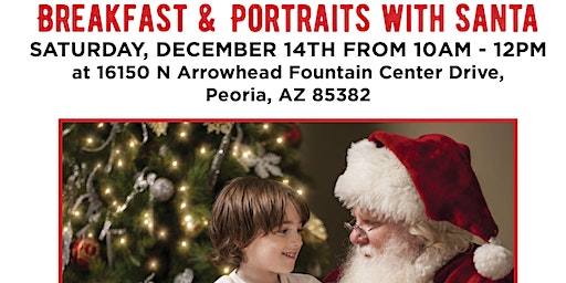 Breakfast And Photos With Santa