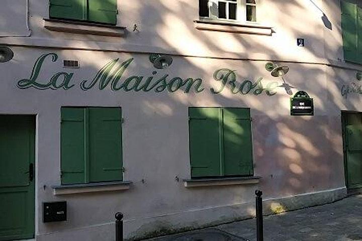 Image pour Meurtre à Montmartre, Paris Énigmes : jeu de piste
