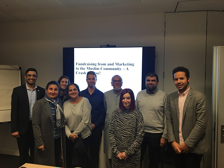 Fundraising from and marketing to the Muslim community - a crash course image