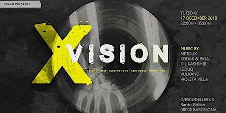 PolarBCN presents X·Vision 2020 tickets
