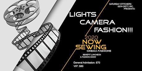 Saturday Stitchers Sew-ciety, Inc., Bi-Annual Benefit Fashion Show VENDOR REGISTRATION & PROGRAM ADS  tickets