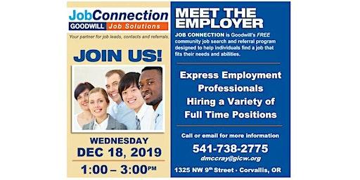 Hiring Event - Corvallis - MTE