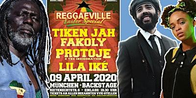 Reggaeville Easter Special in München 2020