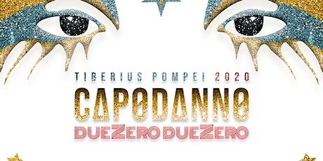 Capodanno Glamour DueZeroDueZero biglietti