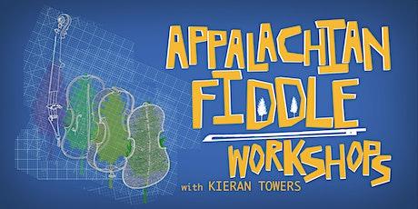 Appalachian Fiddle Workshops tickets