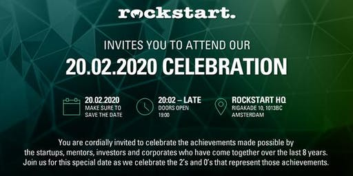 ROCKSTART NEW YEAR 2020  CELEBRATION