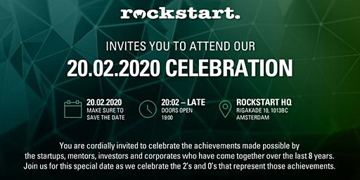 ROCKSTART NEW YEAR 2020  CELEBRATION