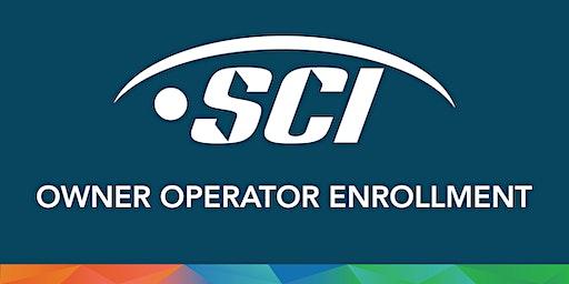 SCI Contractor Enrollment - 12/14/2019 - LA/Fullerton