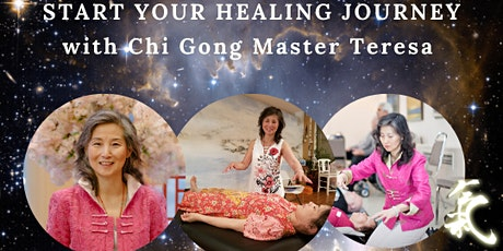 6 Part Series Workshops Start Your Healing Journey with Pureland Qi Gong® with Generational Master Teresa Yeung tickets