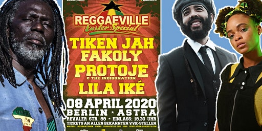 Reggaeville Easter Special in Berlin 2020