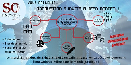 L'innovation s'invite à Jean Monnet billets