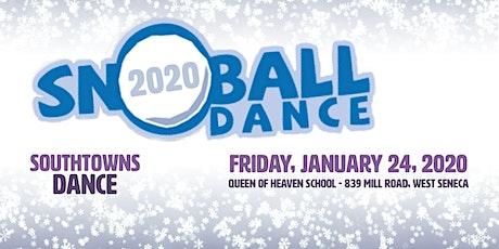Snowball Dance 2020: Southtowns tickets