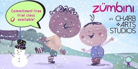 Zumbini Classes in Toronto (Jan-Feb-Mar) tickets
