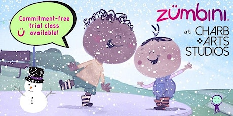 Zumbini Classes in Toronto (Jan-Mar) tickets