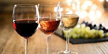 Soirée conférérence sur la route des vins avec Bouchées et Vin billets
