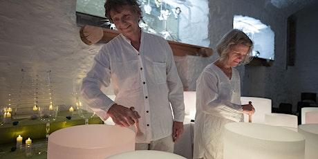 Concert méditatif de bols de cristal - par Sylvie Dugal et Gilles Gauvin billets