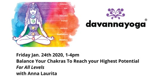 Balance Your Chakras with Movement & Reflection
